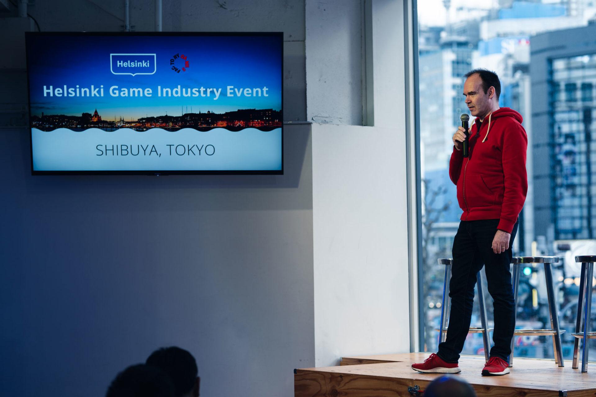 Helsinki Gaming Industry